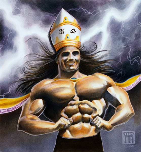 King of the Thunder Pagoda 2