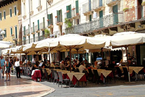 Cafe Verona Italy