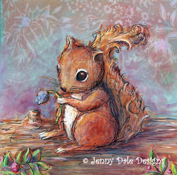 squirrel - Original