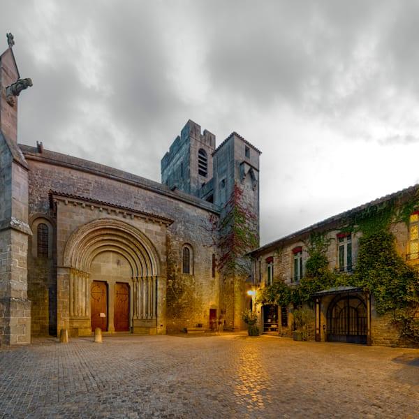 Basilisque Saint Nazaire - Carcassone - France