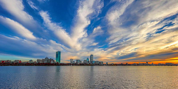 Boston Clouds