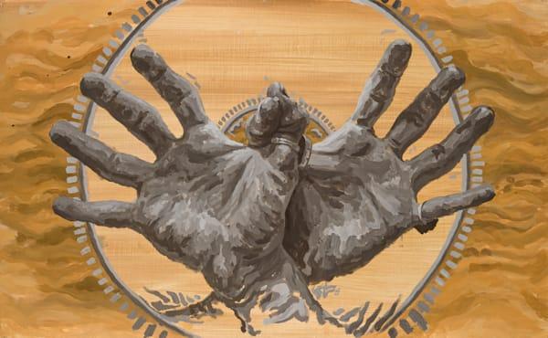 Garuda Mudra