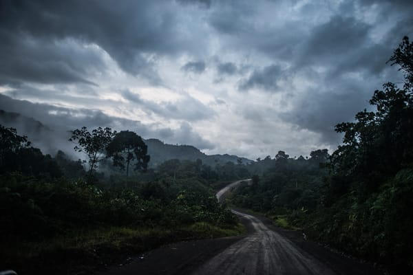 Road to Ba'Maran - Photography by Varial Cédric Houin