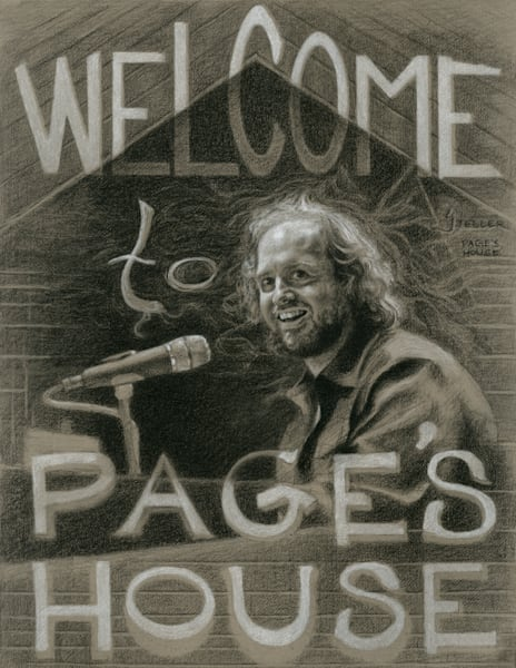 Welcome to Page's House: Page McConnell