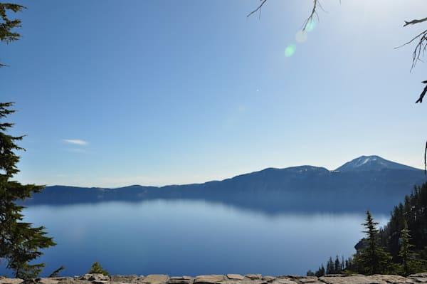 View #2, Crater Lake, California