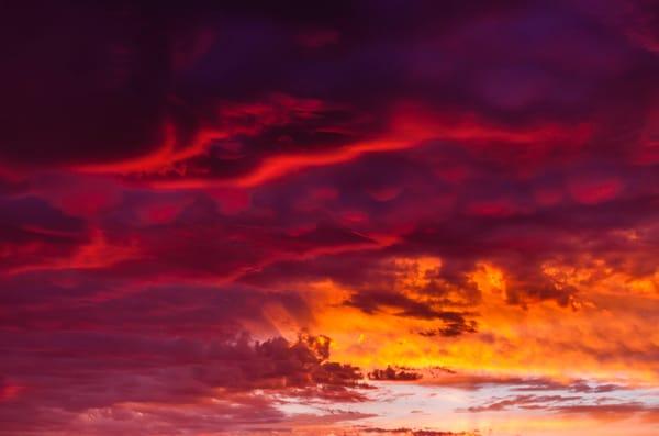 Lava in the Sky
