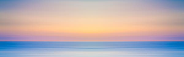 Peter Wnek captures an abstract and colorful view of the ocean.