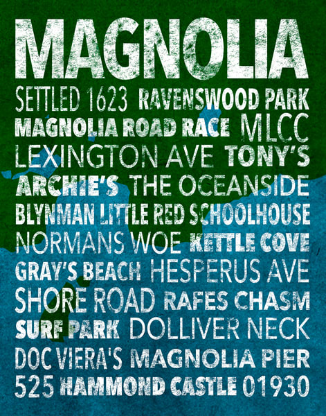 Hometown Graphics-Magnolia-BlueGreen