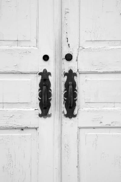Shaker Village Doors