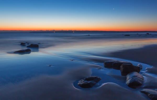 New Hmopshire Beach sunset
