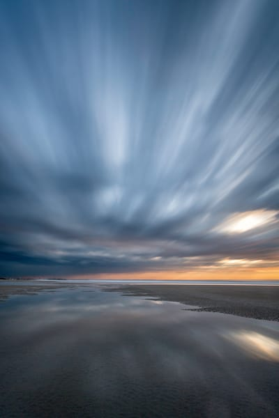 Ogunquit Dawn Glow Art | Scott Snyder Photography