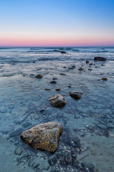 Newburyport MA Ocean sunrise