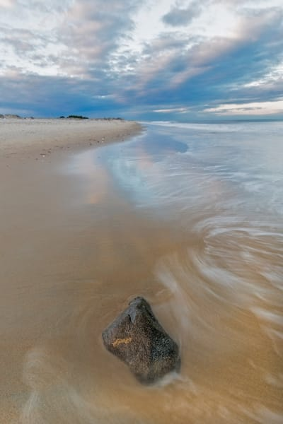 Plum Island beach afternoon