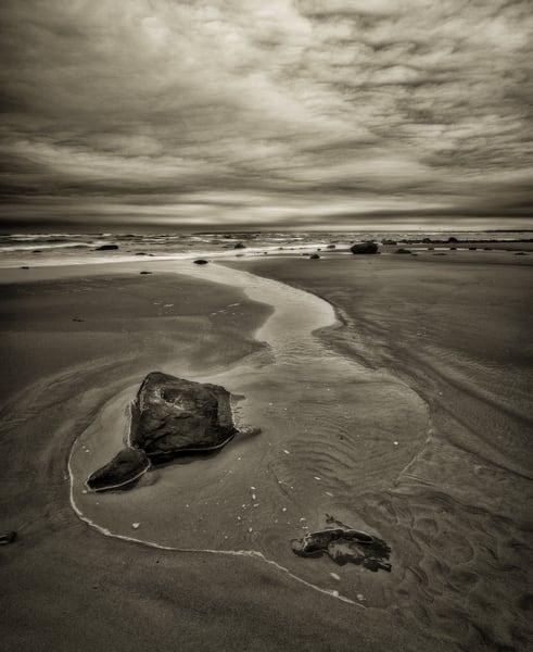 Sandy Point Sepia
