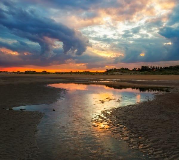 Massachusetts Sandy Point Plum Island