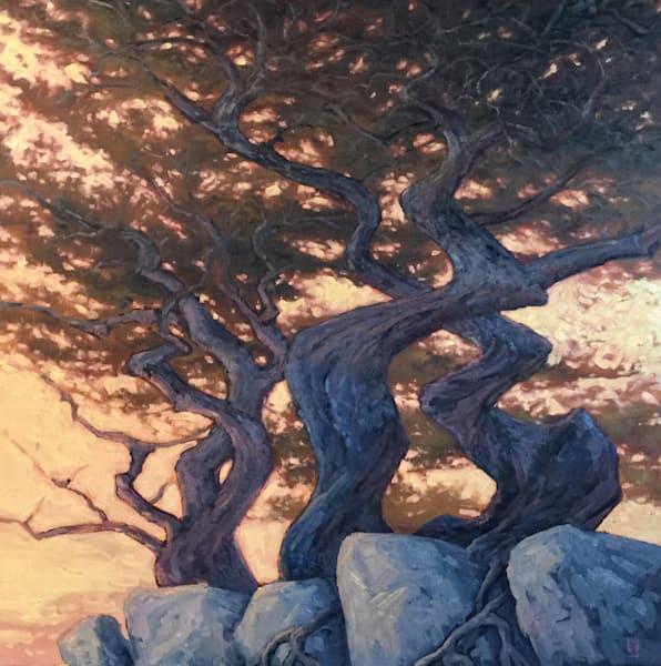 Wind-Sculpted By Cannon Beach Artist Michael Orwick buy the original or a custom print