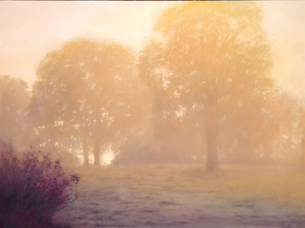 Atmospheric Oaks Art | Michael Orwick Arts LLC