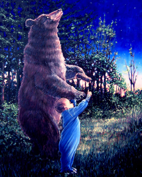 Share, Ursa Major Art | Michael Orwick Arts LLC