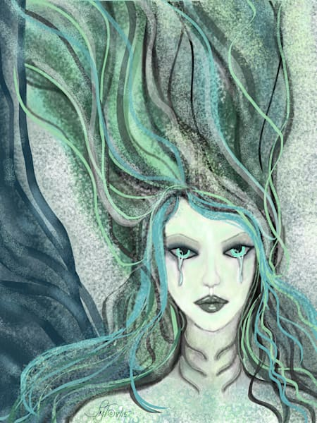 A Stranger Mermaid, Underwater-mermaid