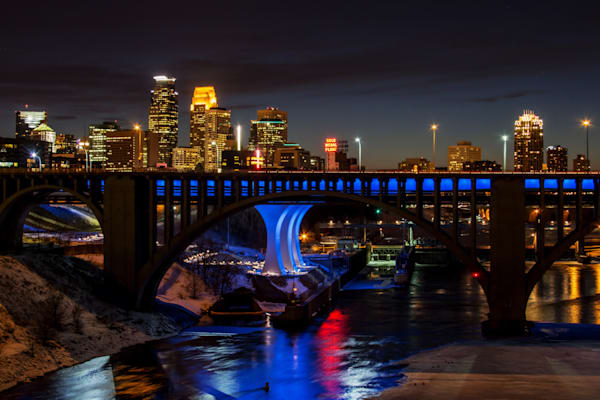 Minnesota Minneapolis - City Art | William Drew Photography