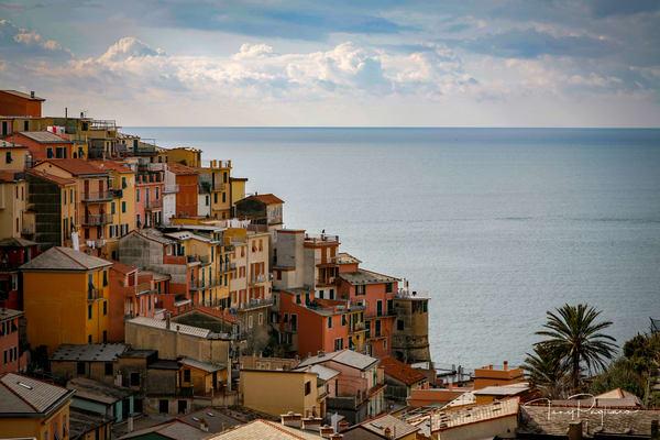 Cinque Terre Art | Tony Pagliaro Gallery