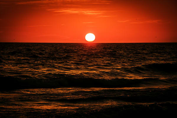 Panama City Beach Sunset Photo 1 | William Drew