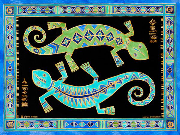 Lizard Guides Art | Fine Art New Mexico