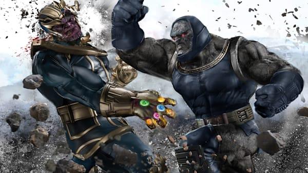 Thanos V Darkseid