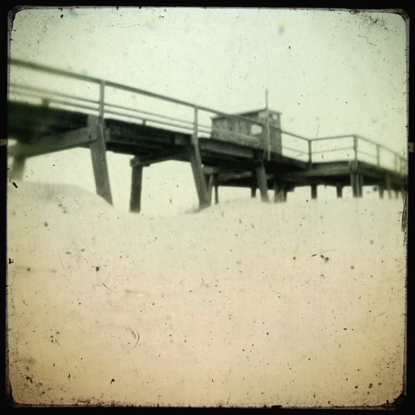 Wildwood Pier photograph - for sale as fine art prints