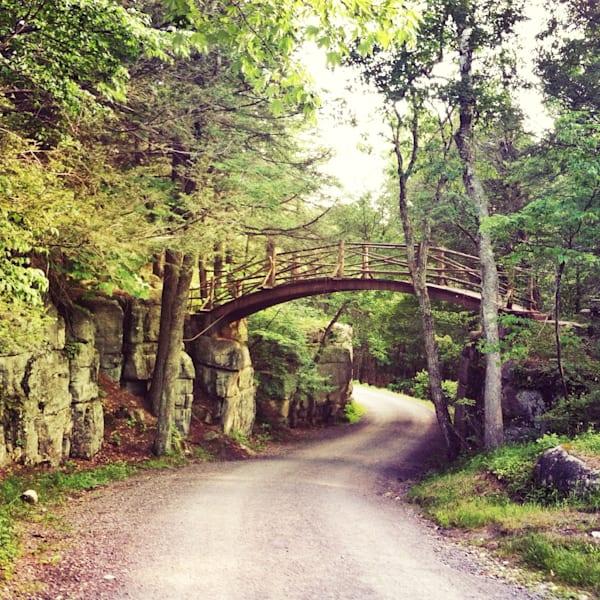 Minnewaska Foot Bridge