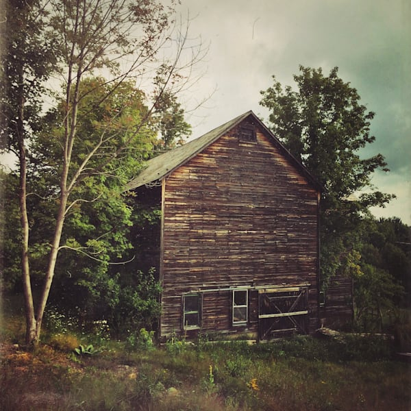 Old Catskill Barn photograph - for sale as fine art prints