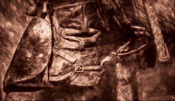 Civil War Reenactment Cavalry Boot Realistic Historic fleblanc