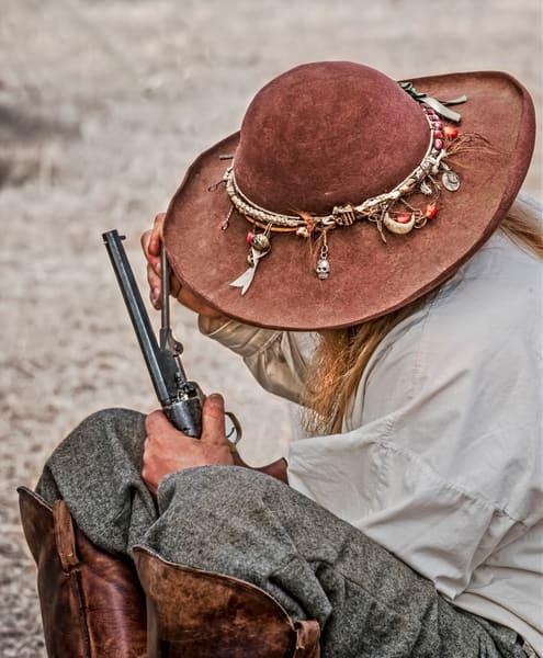 Civil War Gunsmith Black Powder Abstract Realistic Historic fleblanc