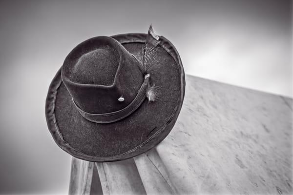 Civil War Reenactors Officers Hat Closeup Realistic Historic fleblanc