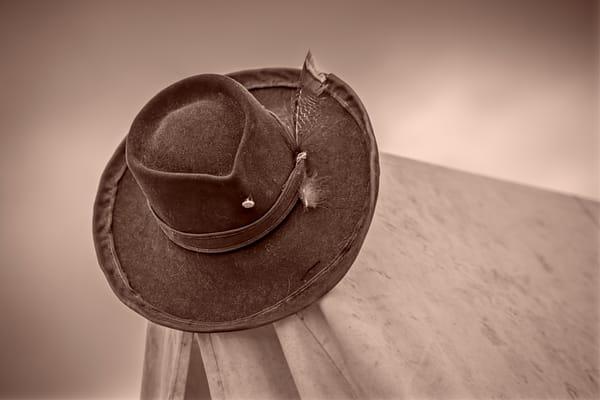 Civil War Army Officers Old Hat Sepia Realistic Historic fleblanc