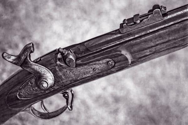 Civil War Reenact London Armory Rifle| Realistic Historic fleblanc