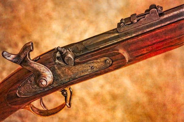 Civil War London Armory Rifle Vintage Realistic Historic fleblanc