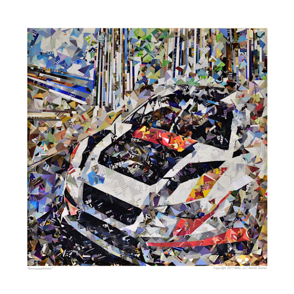 red bull global rally cross art