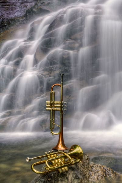 Brass at the Falls