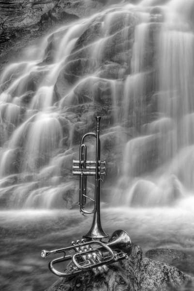 Trumpeters Opus No 1 Photography Art | Instrumental Art