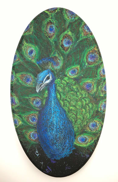 Bright Peacock