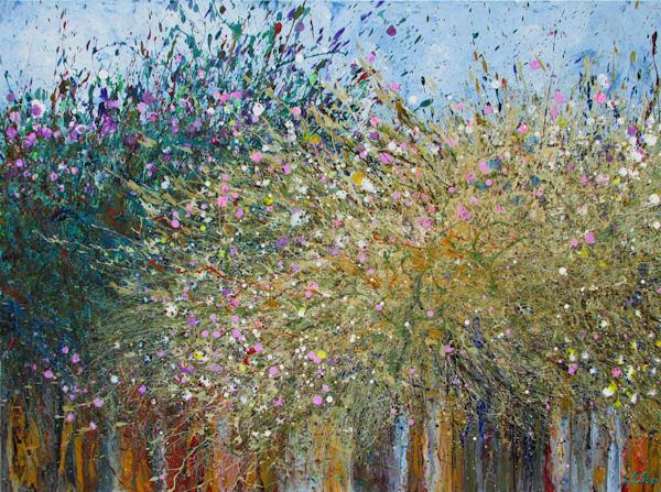 Desert Wildflowers Art #11 l Fine Art Prints