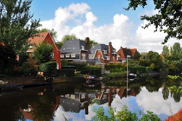Noorder Amstelkanaal Amsterdam