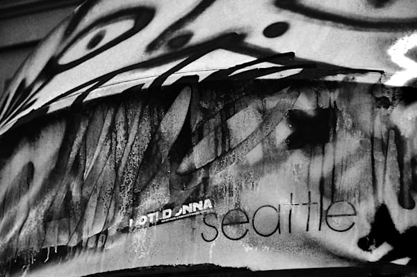 Graffiti II (Seattle)