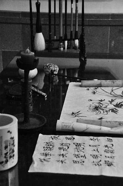 The Scholar's Desk