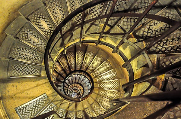 Fibonacci I (Arc de Triomphe in Color)
