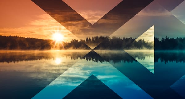 Cottage Lake Geometric