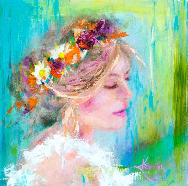 Always Bohemian Artwork by Kelly Berkey
