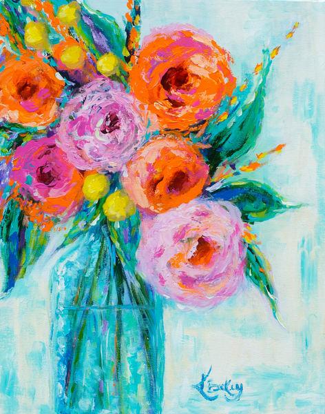 Bold FloralKBerkey