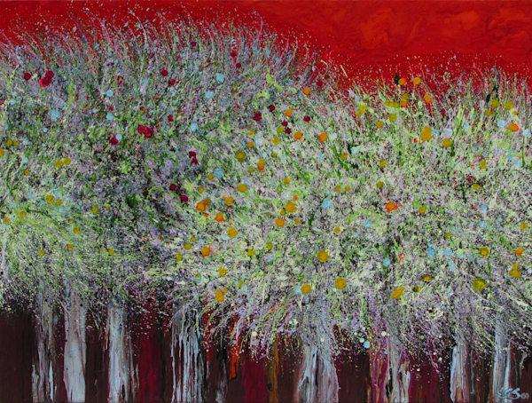 En Chuen Soo l Desert Wildflowers #14 l Original is the Best